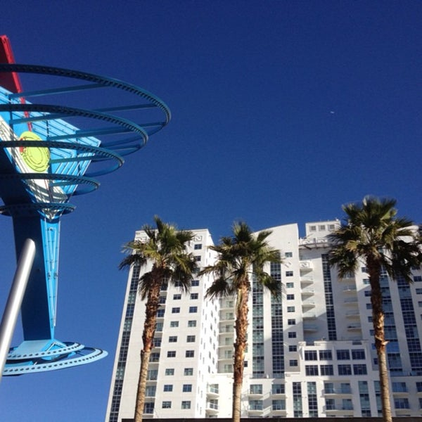 Photo taken at Downtown Las Vegas by Frank G. on 2/4/2013