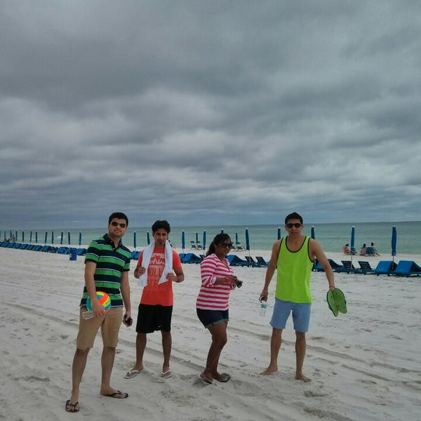 Photo taken at Majestic Beach Resort Panama City Beach by Swapnil N. on 4/19/2014