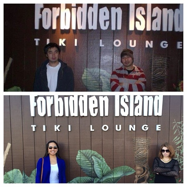 Photo taken at Forbidden Island by Enrique M. on 1/19/2014