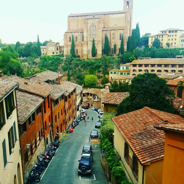 Photo taken at Siena by Caner K. on 9/18/2016