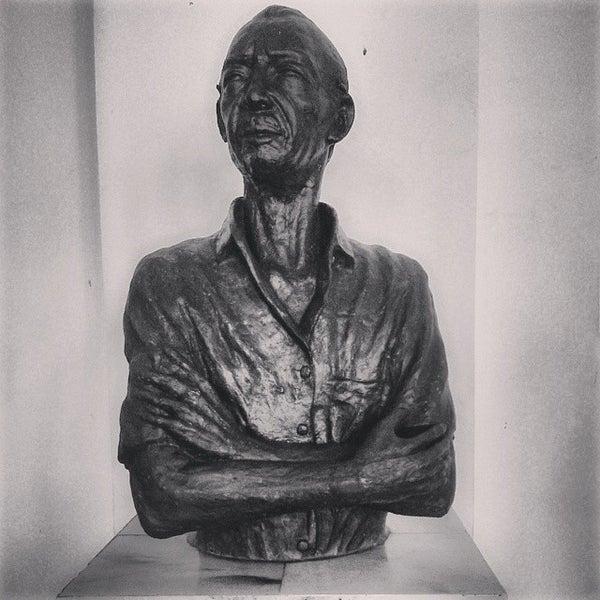 Photo taken at Museum Seni Rupa dan Keramik by Dede Ilman N. on 12/29/2013