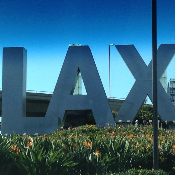 Photo taken at Los Angeles International Airport (LAX) by Cheryl P. on 11/24/2013