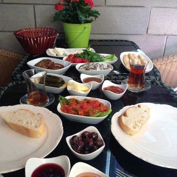 Photo taken at Sevgi Cafe by Ebru A. on 6/21/2014