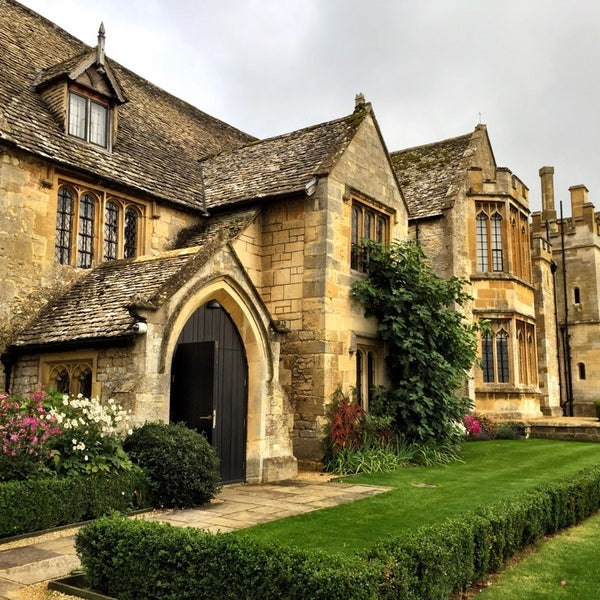 Photo taken at Ellenborough Park by megan on 9/19/2014