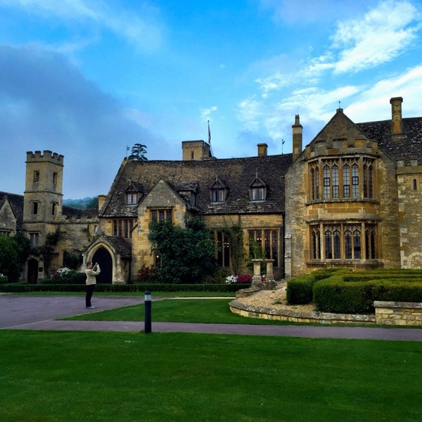 Photo taken at Ellenborough Park by megan on 9/20/2014