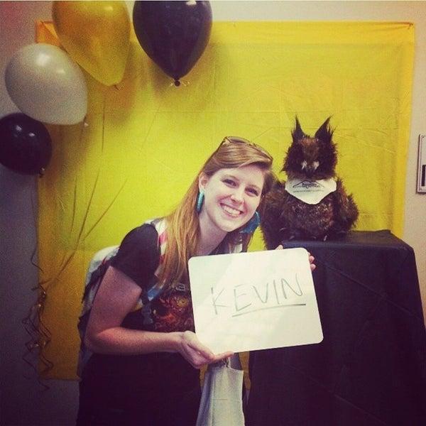 Photo taken at Carmichael Student Center by Aundrea L. on 8/18/2014