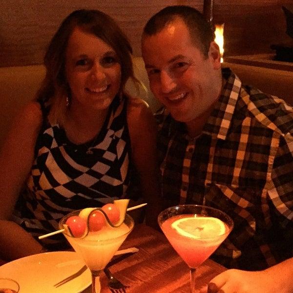 Photo taken at STACK Restaurant & Bar by Dr. Adam P. Z. on 5/30/2015