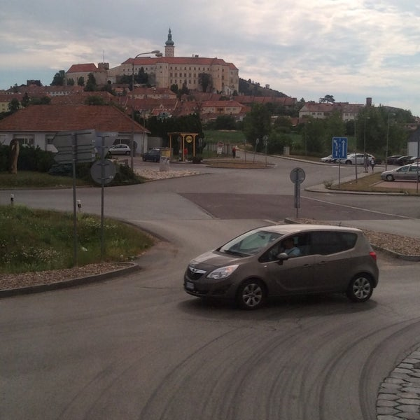 Photo taken at Zámek Mikulov by Yu T. on 6/19/2016