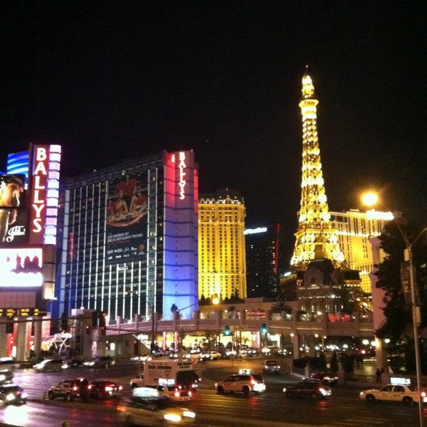 Photo taken at The Las Vegas Strip by Paul G. on 1/21/2013