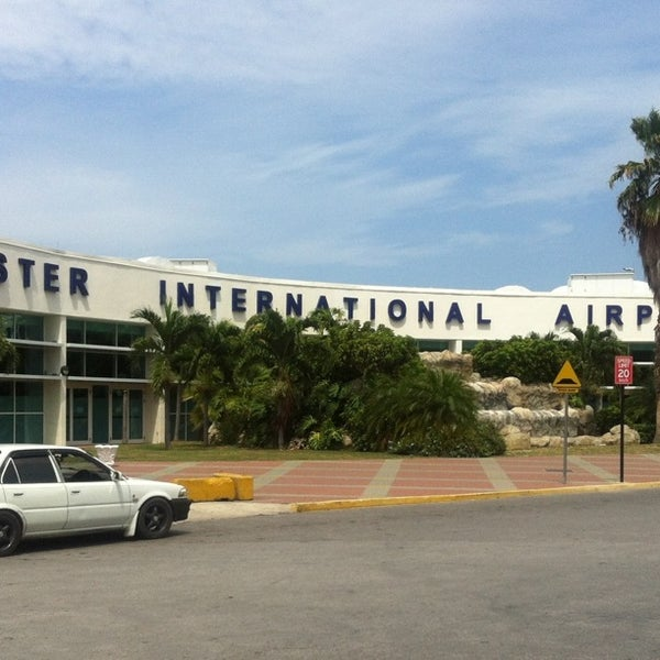 Sangster International Airport Mbj Montego Bay Parish