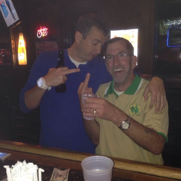 Photo taken at Broad Ripple Tavern by Peter P. on 9/13/2014