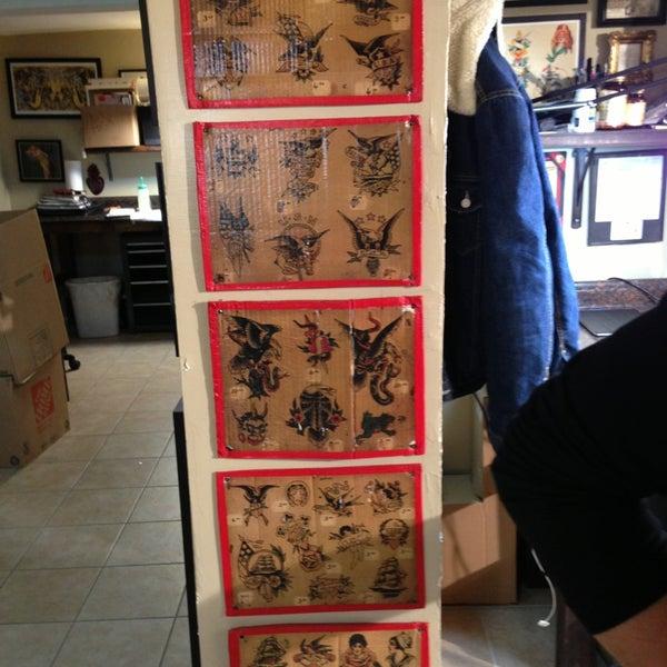 Three Kings Tattoo Parlor - Williamsburg - 572 Manhattan Ave