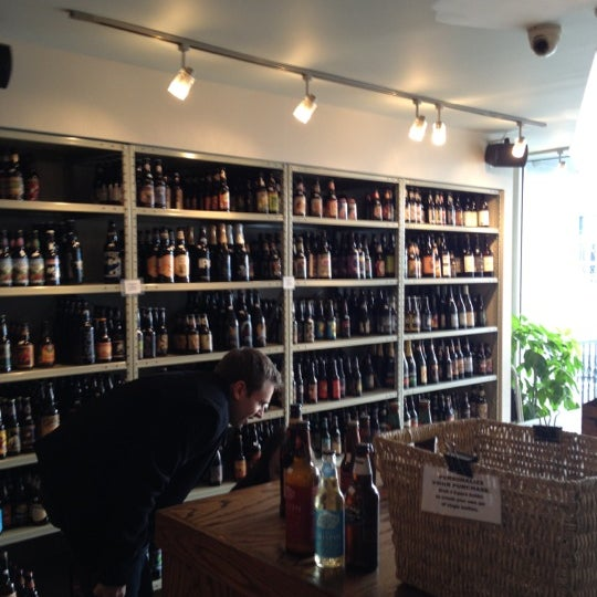 Craft Beer Store Upper East Side