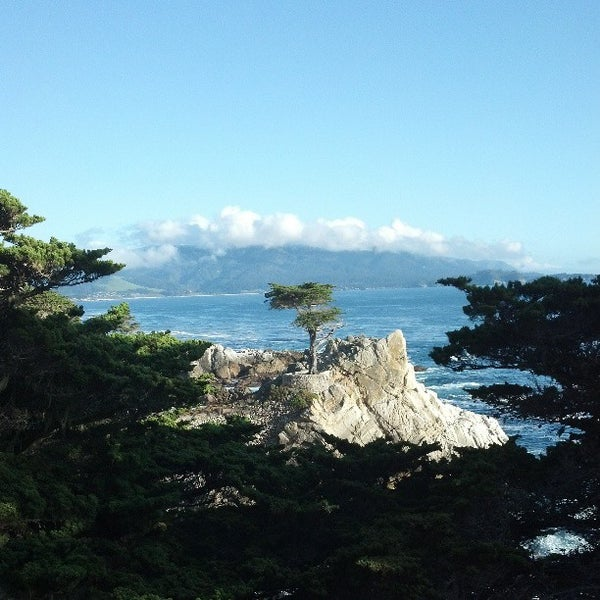 Photo taken at The Lodge at Pebble Beach by Denise A. on 4/6/2013