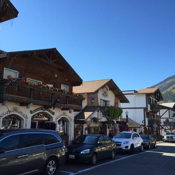 Photo taken at Town of Leavenworth by Wojciech Jerzy W. on 9/22/2015