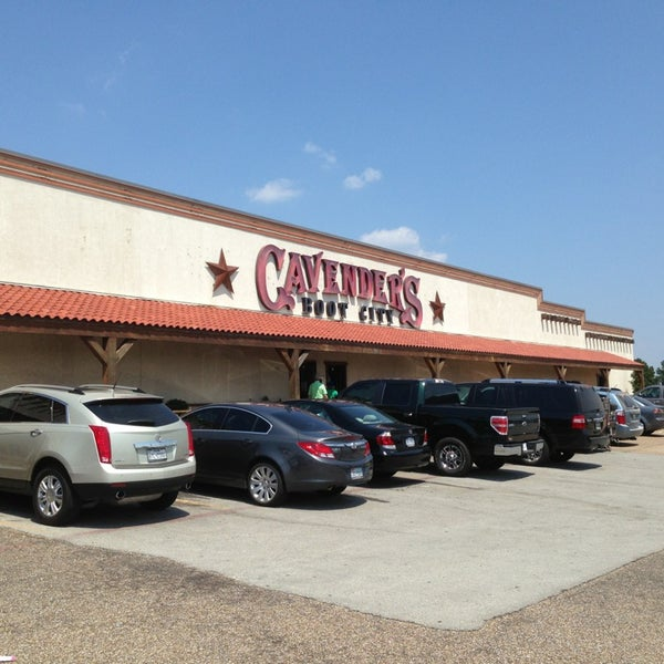 Cavender?s Boot City at SW Third St. in Oklahoma City, OK carries a great selection of cowboy hats, boots, western apparel and accessories. Stop by for in-store specials, promotions and other location-specific xhballmill.tkon: SW Third St, Oklahoma City.