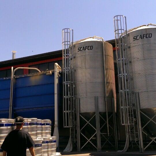 Photo taken at Lagunitas Brewing Company by Blake C. on 8/2/2013