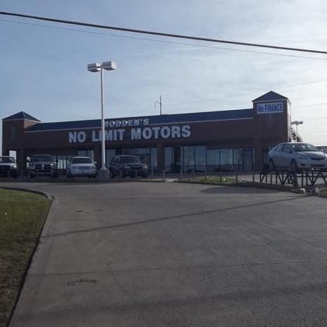 No limit motors 8 visitors for General motors jobs dallas tx
