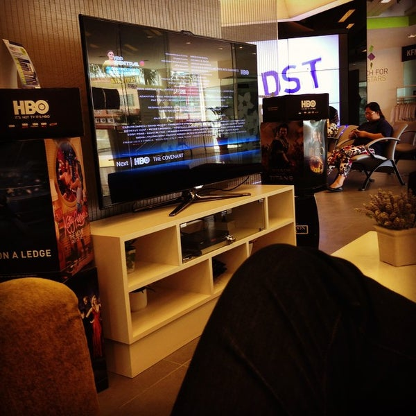 Photo taken at Times Square Shopping Centre by Didz D. on 9/1/2014