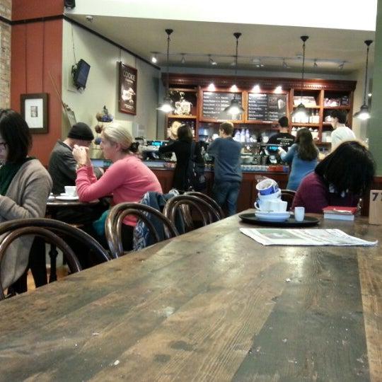 Photo taken at Caffè Nero by Marko on 10/22/2012