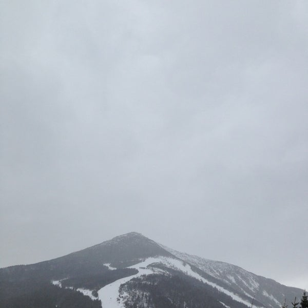 Photo taken at Whiteface Mountain by Jon C. on 2/21/2013