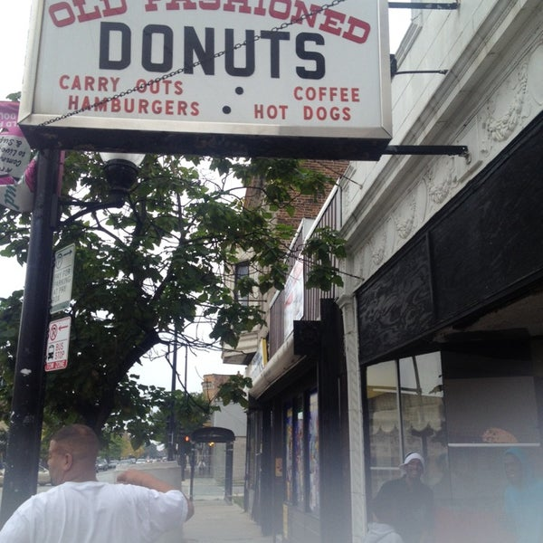 Old Fashioned Donuts Chicago Il