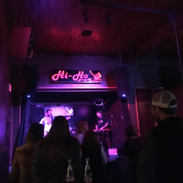 Photo taken at Hi-Ho Lounge by Annie S. on 12/5/2015