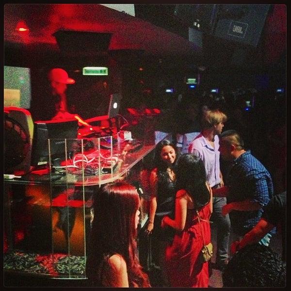 Photo taken at Zouk Club Kuala Lumpur by Dexter T. on 6/8/2013