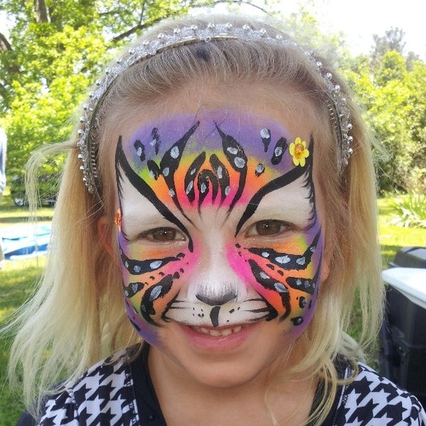 Photo taken at Lexington, SC by Julzz the Facepainter J. on 5/4/2014