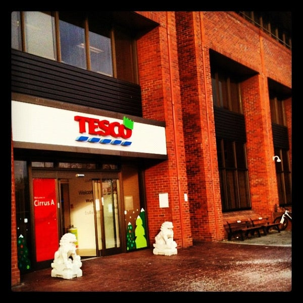 Tesco Head Office Welwyn Garden City Hertfordshire