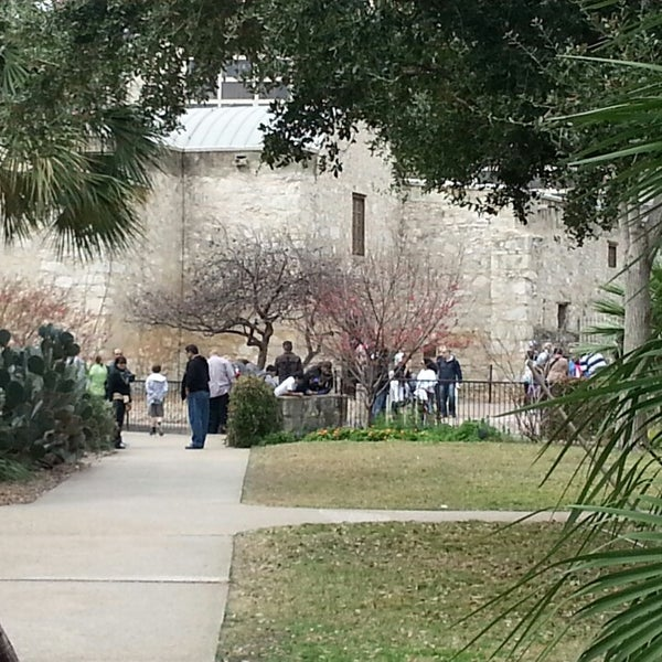 Photo taken at The Alamo by Matt S. on 3/10/2014