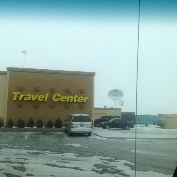 Travellers Health Clinic: Gas Station In Ontario