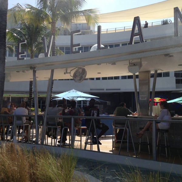 Photo taken at Clevelander South Beach Hotel and Bar by Robert D. on 6/23/2013