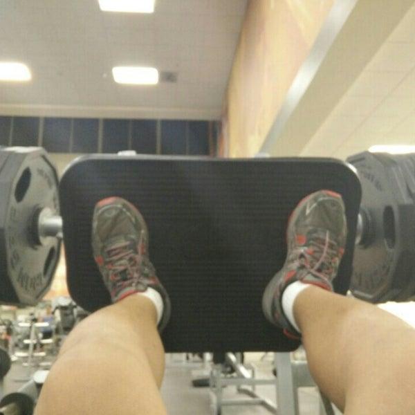 Photo taken at LA Fitness by wayneywonder on 6/5/2015