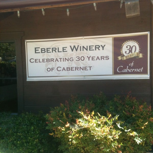 Photo taken at Eberle Winery by Robert L. on 6/22/2014