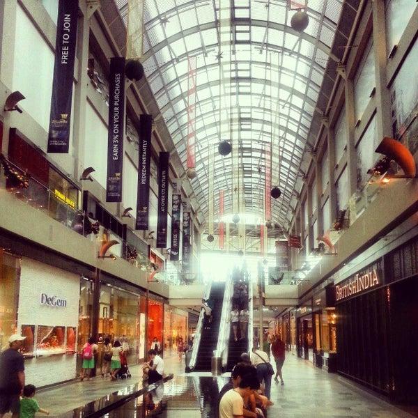 New Town Plaza Food Court In Hong Kong: The Shoppes At Marina Bay Sands