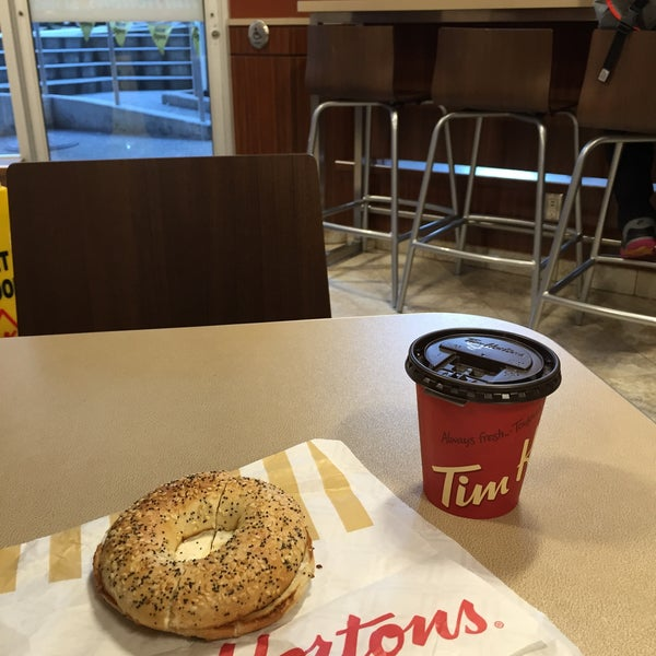 Photo taken at Tim Hortons by M.A.T on 1/30/2015