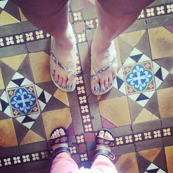 Photo taken at Hotel Puri by Winnie J. on 8/14/2015