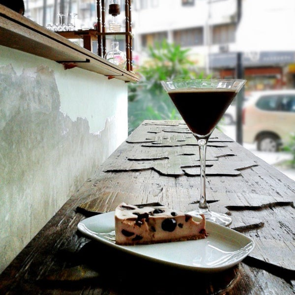 Photo taken at Typica Café by Daymoon J. on 1/8/2015