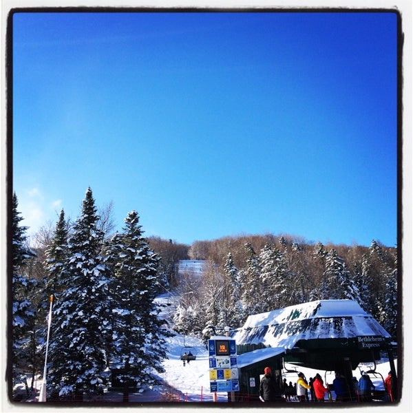Photo taken at Bretton Woods by Todd G. on 12/2/2014