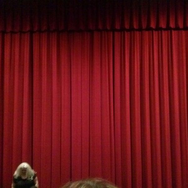 Photo taken at Boston University Dance Theater by Kit K. on 8/23/2014