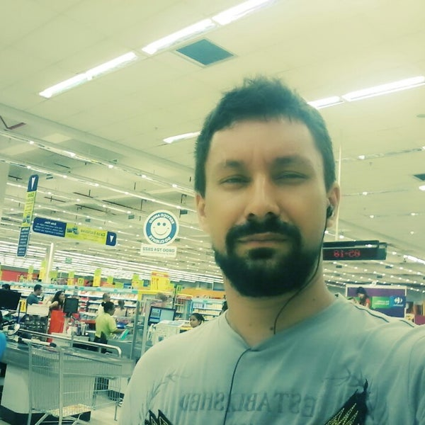 Photo taken at Carrefour by Everton D. on 1/3/2015