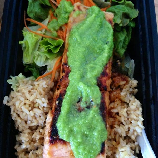 Photo taken at Mooncake Foods by Lisa on 6/4/2013