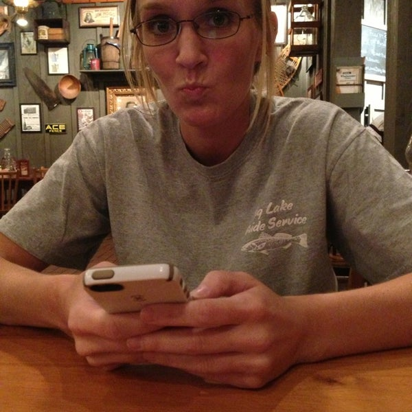 Photo taken at Cracker Barrel Old Country Store by Zach C. on 9/7/2013
