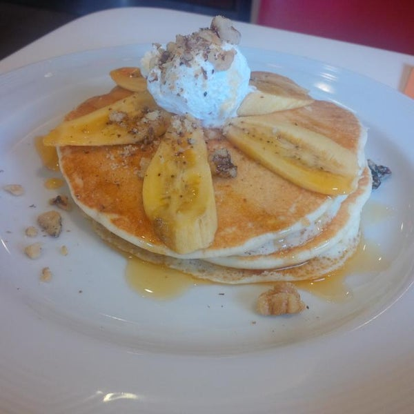 Photo taken at Pancake House by C D. on 2/1/2015