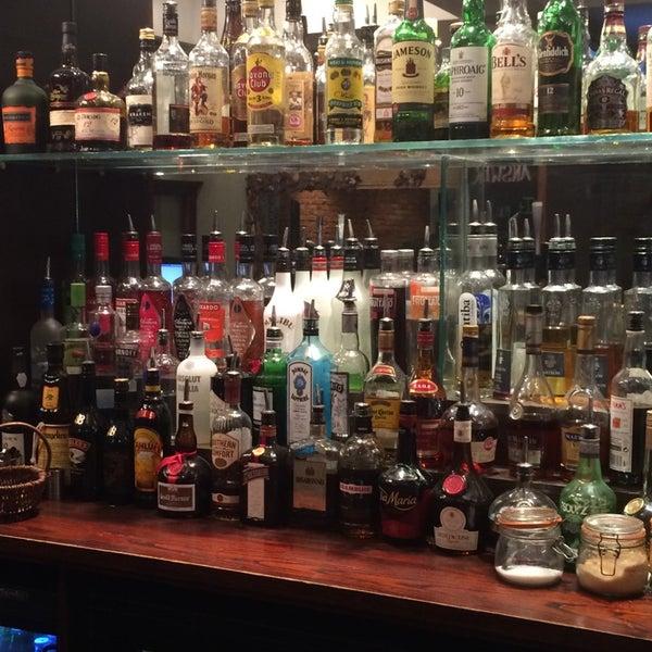 Photo taken at TCR Lounge Bar by Nick M. on 4/6/2014