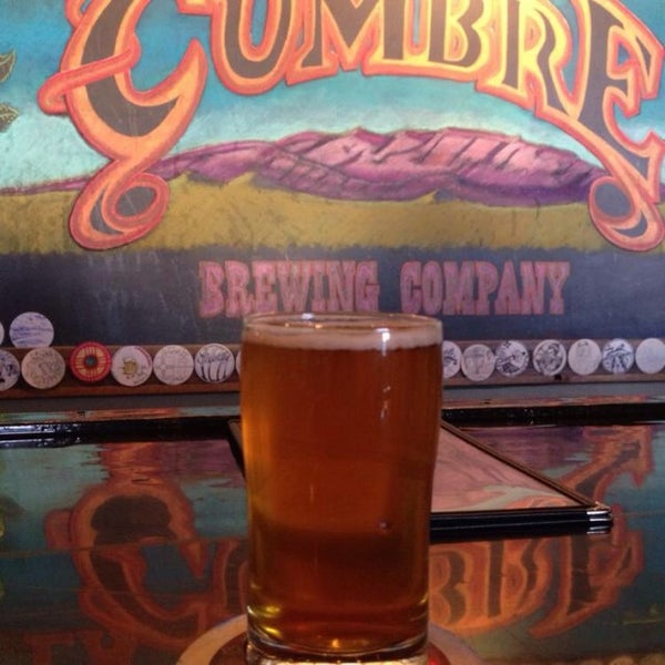 Photo taken at La Cumbre Brewing Company by Brian M. on 3/11/2014