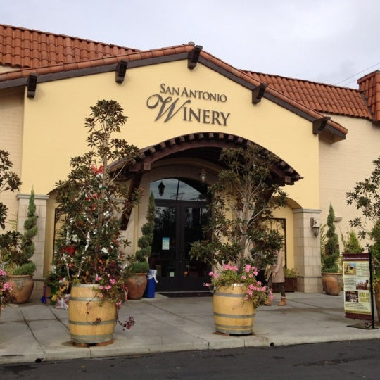 Dec 03,  · San Antonio Winery is a little wine oasis closer to home when Napa is just some miles too far. Came for a wine tasting with my boyfriend's family to get the holidays started early. Anyone and everyone that happened to serve, pour wine, or tour simply charmed us as we walked in.4/4(K).