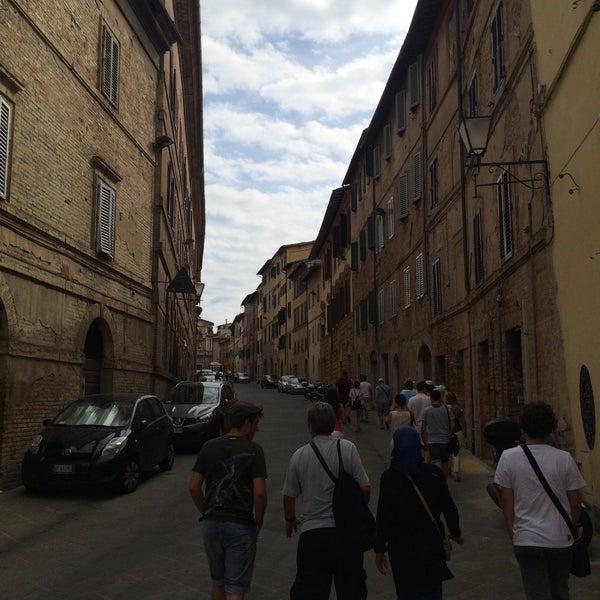 Photo taken at Siena by Ezgi K. on 7/31/2015