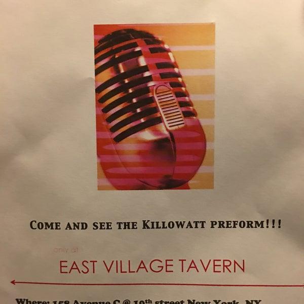 Photo taken at East Village Tavern by Robert F. on 3/13/2016